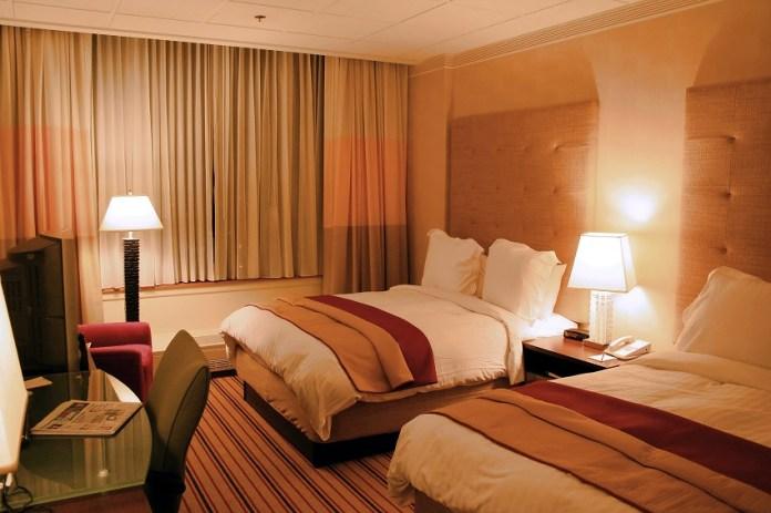 Hotel da sua viagem