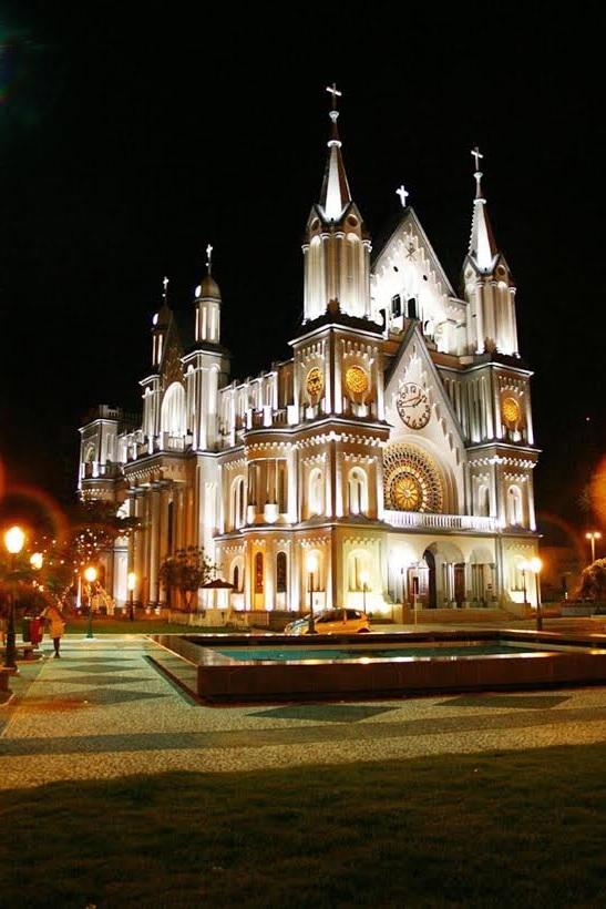 Igreja Matriz Santíssimo Sacramento em Itajaí