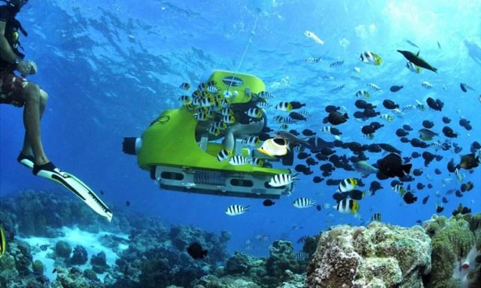 Atividades em Bora Bora