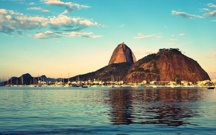 Conhecendo o Rio de Janeiro Voando TAM