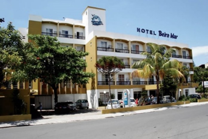 Hotel Beira Mar em Itapema