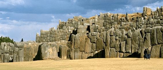 Complexo Arqueológico de Sacsayhuaman em Cusco