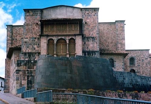 Coricancha em Cusco