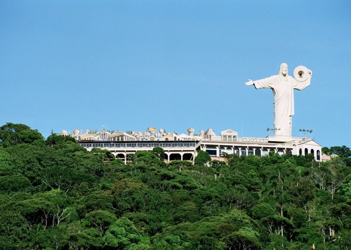 Cristo Luz em Balneário Camboriú