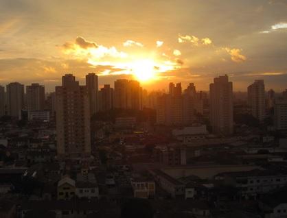 Zona Leste da cidade de São Paulo