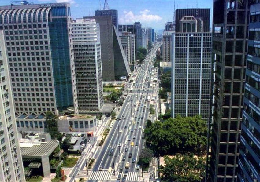 Visitar São Paulo