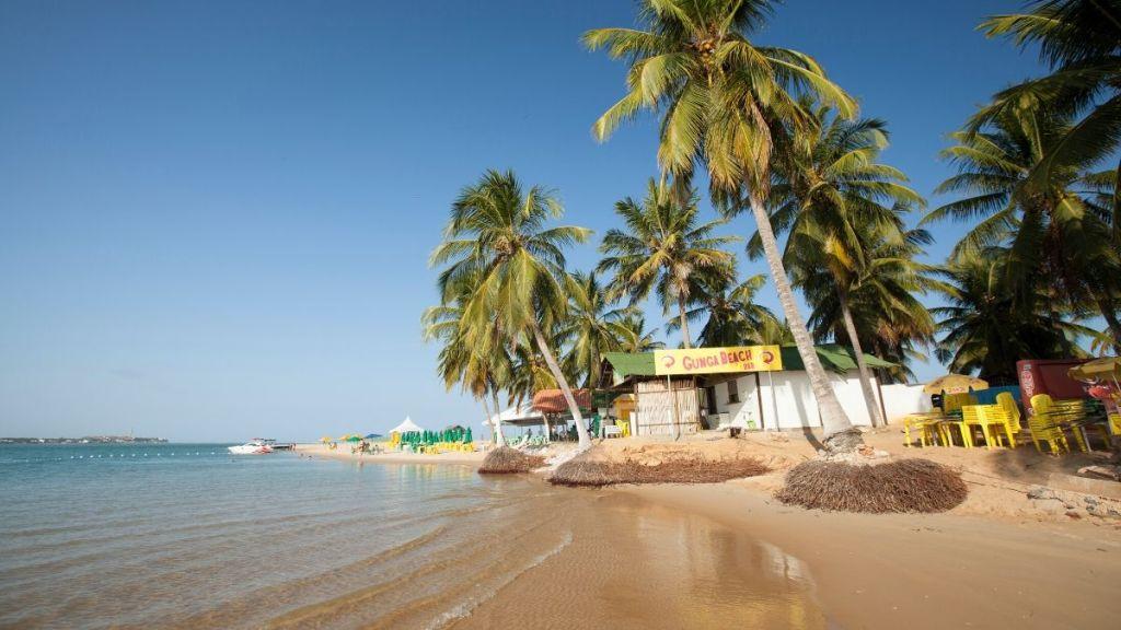 Praia Gunga - Litoral Sul de Alagoas