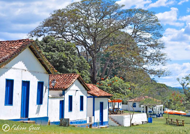 Arquitetura colonial em Diamantina