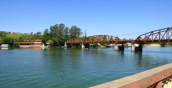 Ponte Campos Salles, Barra Bonita