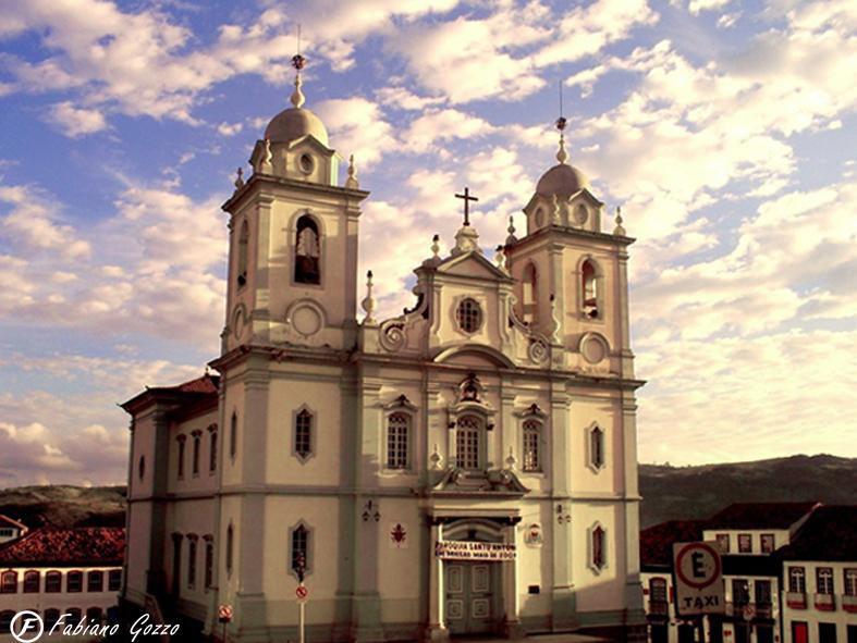 Igreja de Santo Antônio de Diamantina