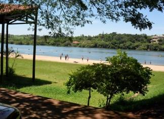 Prainha em Barra Bonita SP