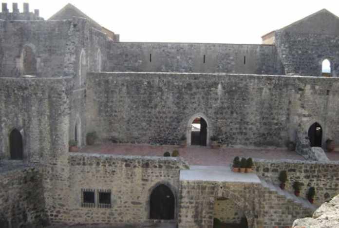 Foto do Castelo de Leiria