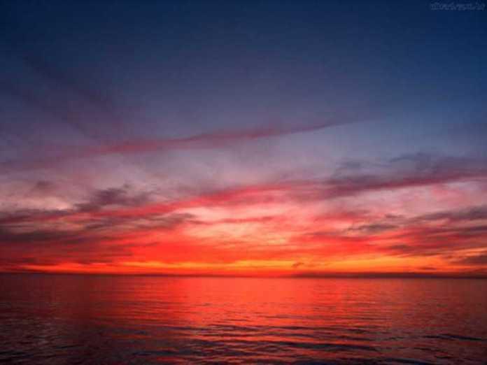 Cruzeiro: Conhecendo Mar vermelho