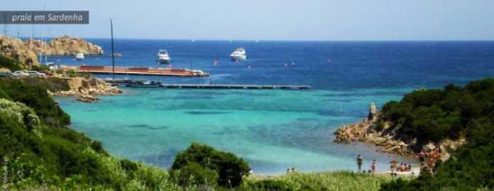 Sardenha é uma opção para sua viagem de Julho