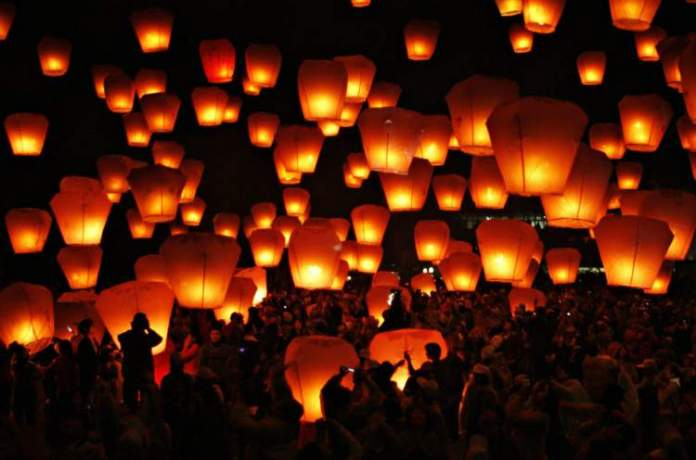 Festival das Lanternas - Taiwan é um dos lugares que são simplesmente incríveis para se visitar