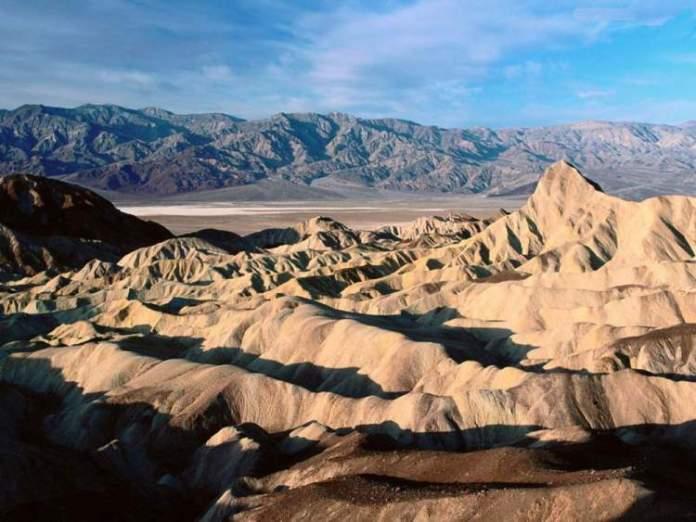 Vale da Morte nos Estados Unidos é um dos lugares que são simplesmente incríveis para se visitar