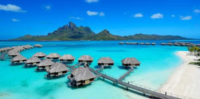 Ilhas Maurício, Oceano Índico