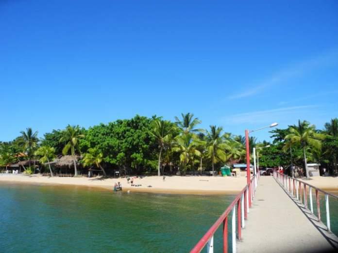 Península do Maraú na Bahia