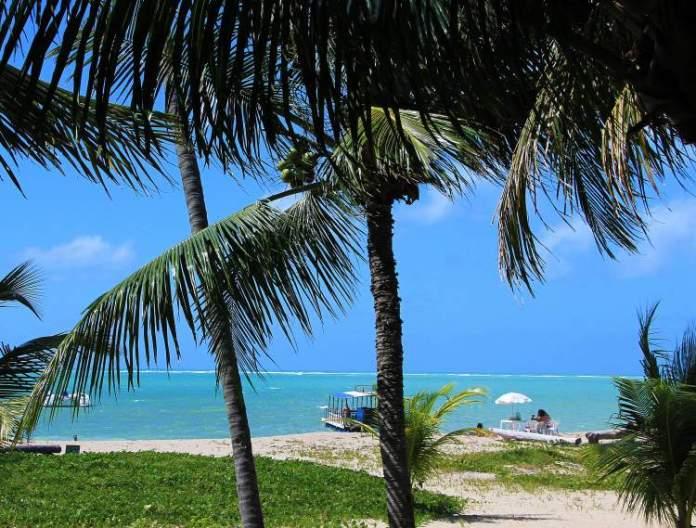 Praia de São José da Coroa Grande é uma das melhores praias de Pernambuco
