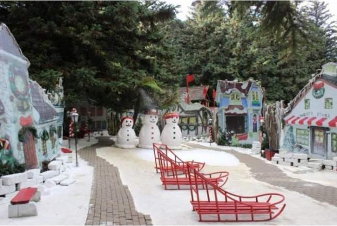 Aldeia do Papai Noel é um dos Lugares para se visitar em Gramado