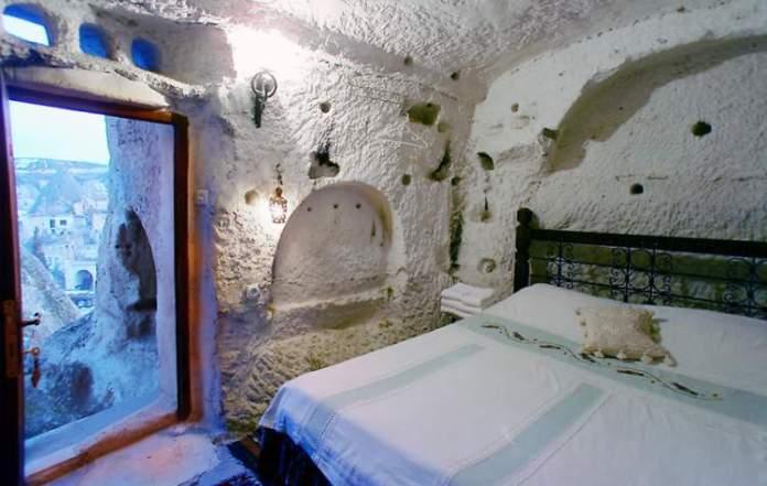 Fairy Chimney Hotel é um dos hotéis inusitados ao redor do mundo