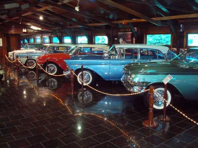 Hollywood Dream Cars (Museu do Automóvel) em Gramado