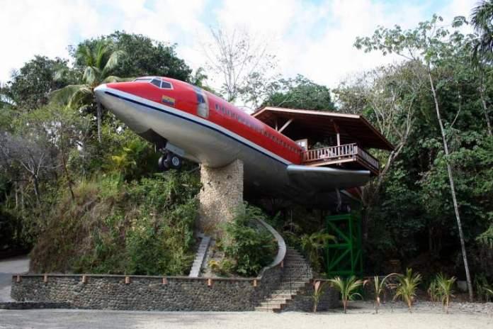 Hotel Costa Verde é um dos hotéis inusitados ao redor do mundo