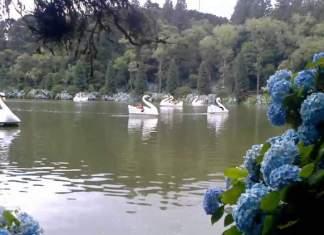 Lago negro é um dos Lugares para se visitar em Gramado