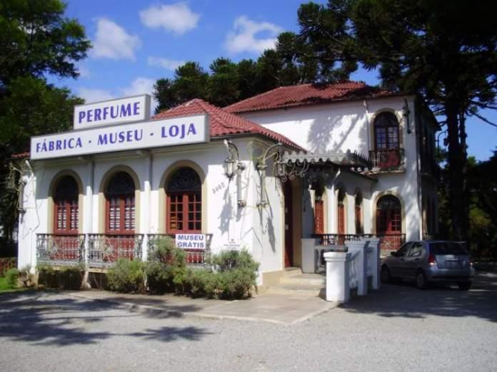 Museu do perfume é um dos Lugares para se visitar em Gramado