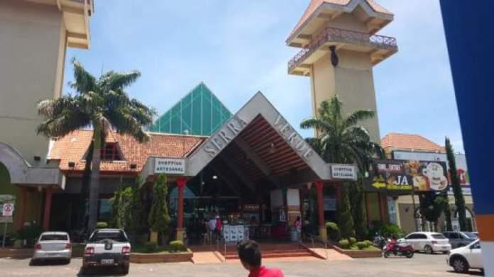 Shopping de Artesanato Serra Verde em Caldas Novas