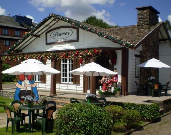 Fábrica de chocolates Prawer é um dos Lugares para se visitar em Gramado