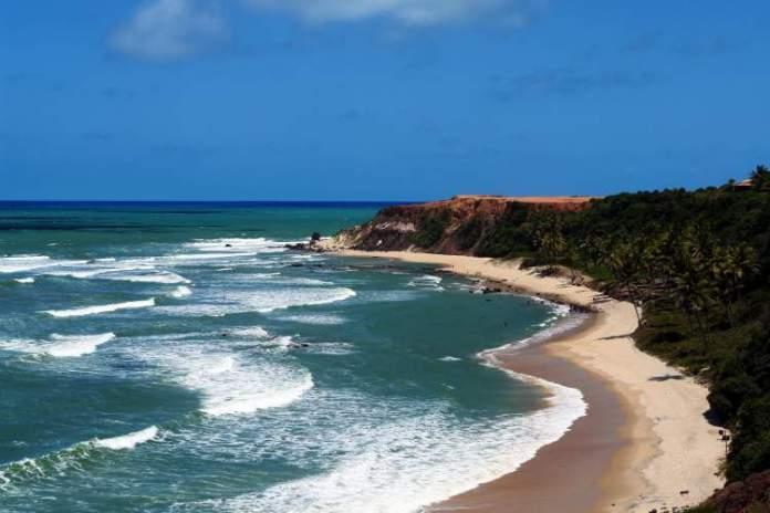 Passear na Praia do Amor