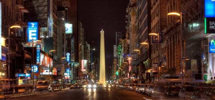 Buenos Aires, Argentina é um bom lugar para Viagem para solteiros