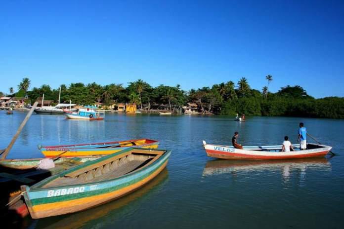 Caraíva é um dos passeios imperdíveis em Porto Seguro