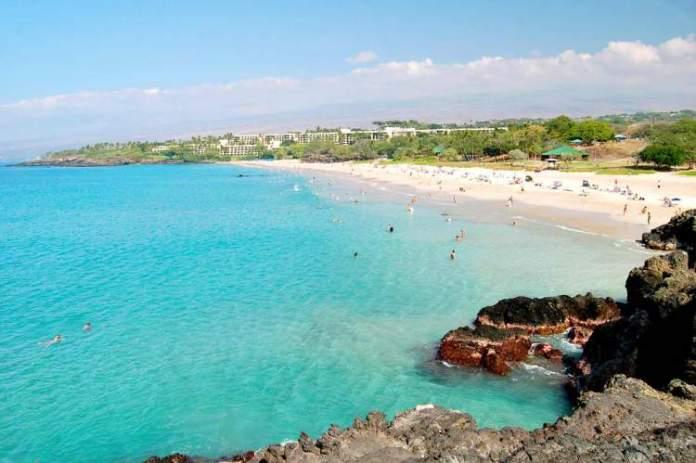 Hapuna Beach, Big Island praias mais lindas do Havaí