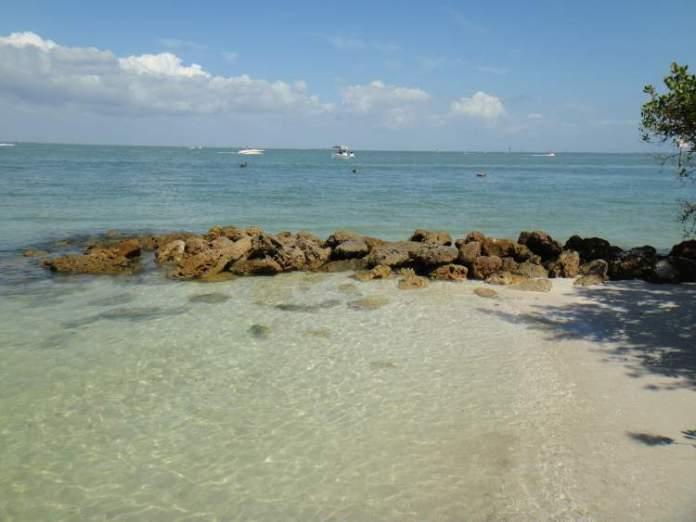Ilha Captiva é uma das Melhores praias da Flórida