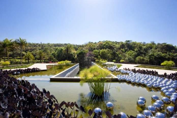 Instituto Cultural Inhotim é um dos lugares para uma escapada de fim de semana saindo de Belo Horizonte