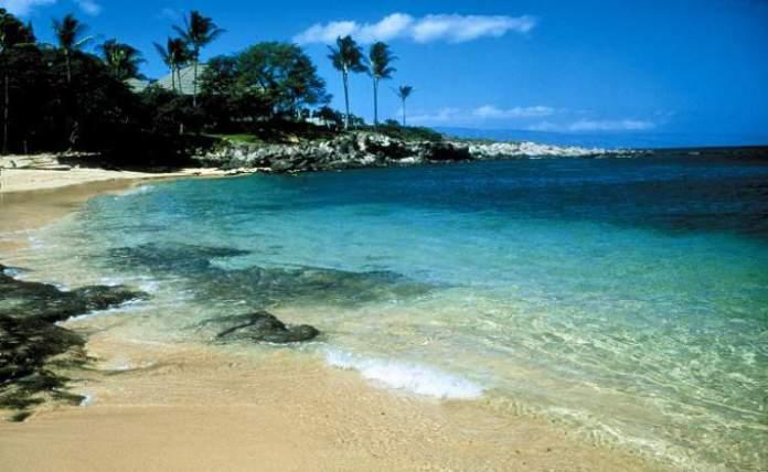 Kapalua Beach, Maui praias mais lindas do Havaí