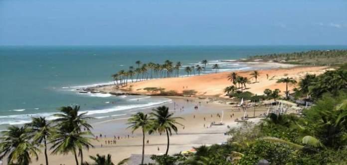 Lagoinha é uma das praias mais bonitas de Fortaleza
