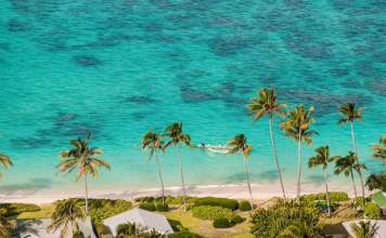 Lanikai, Oahu praias mais lindas do Havaí