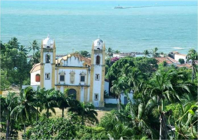 Olinda, Pernambuco possui praia com as hospedagens mais baratas