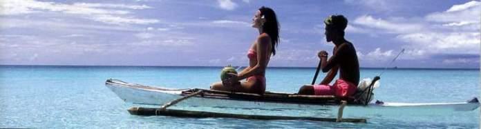 Passeio de Pirogue Tahiti