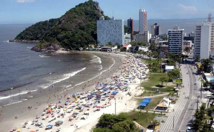 Praia de Caiobá (Matinhos) é uma das praias mais lindas do Sul Brasileiro