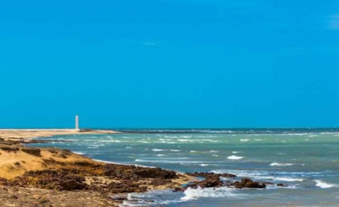 Praia do Farol é uma das praias mais bonitas de Fortaleza