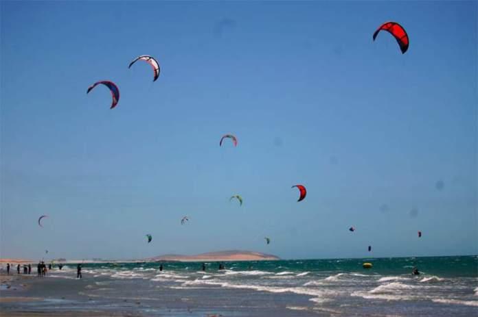 Praia do Preá é uma das praias mais bonitas do Ceará
