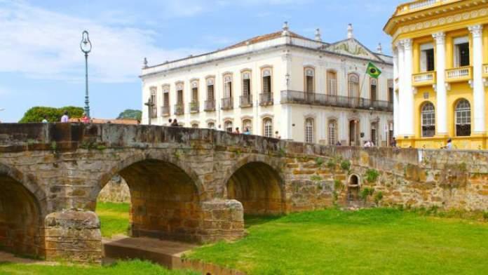 São João Del Rei é um dos lugares para uma escapada de fim de semana saindo de Belo Horizonte