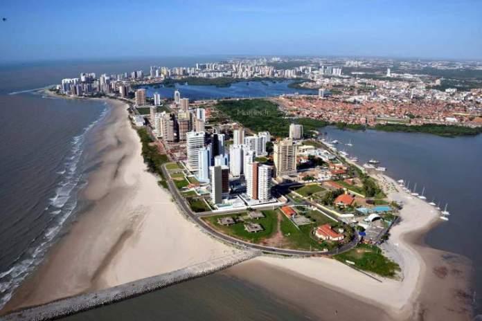 São Luís, Maranhão possui praia com as hospedagens mais baratas