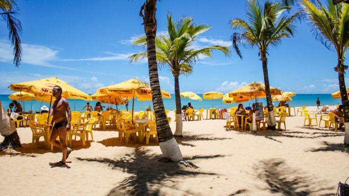 Taperapuã é uma das praias mais bonitas de Porto Seguro