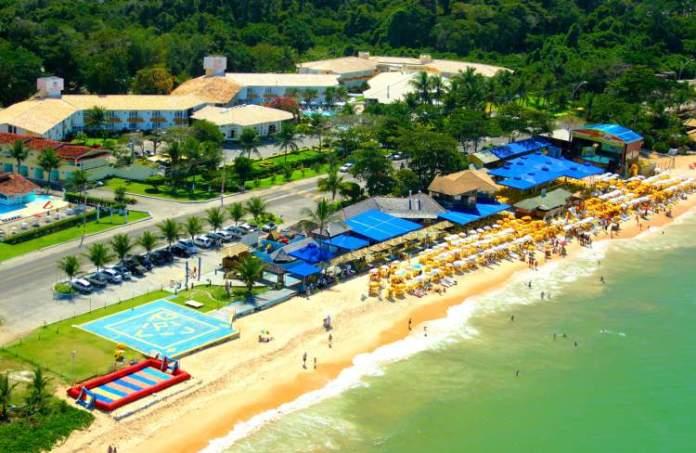 Tôa Tôa é uma das praias mais bonitas de Porto Seguro