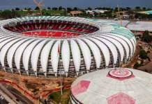 Visita Colorada - Estádio Beira Rio é um dos passeios em Porto Alegre